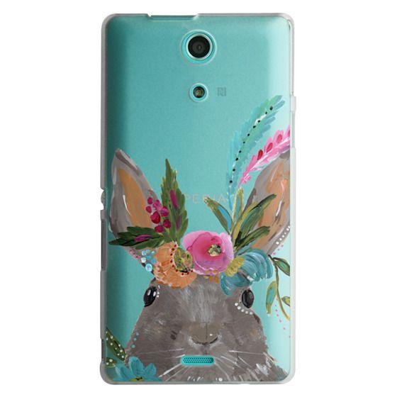 Sony Zr Cases - Boho Bunny Rabbit
