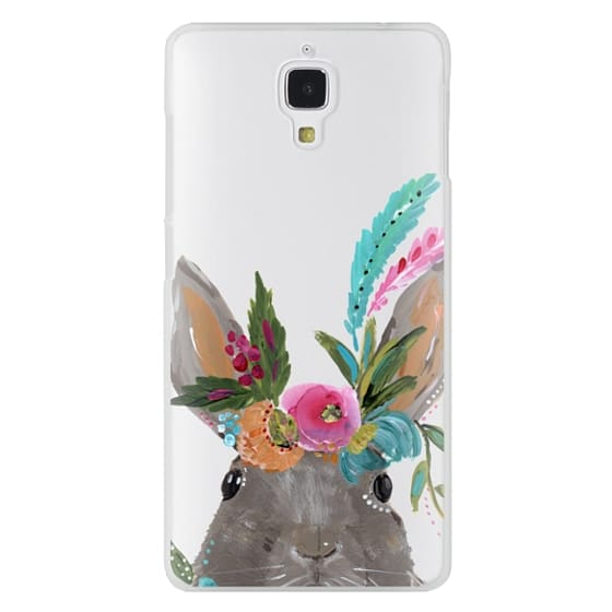 Xiaomi 4 Cases - Boho Bunny Rabbit