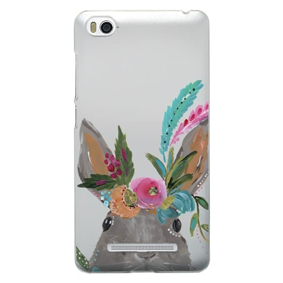 Xiaomi 4i Cases - Boho Bunny Rabbit