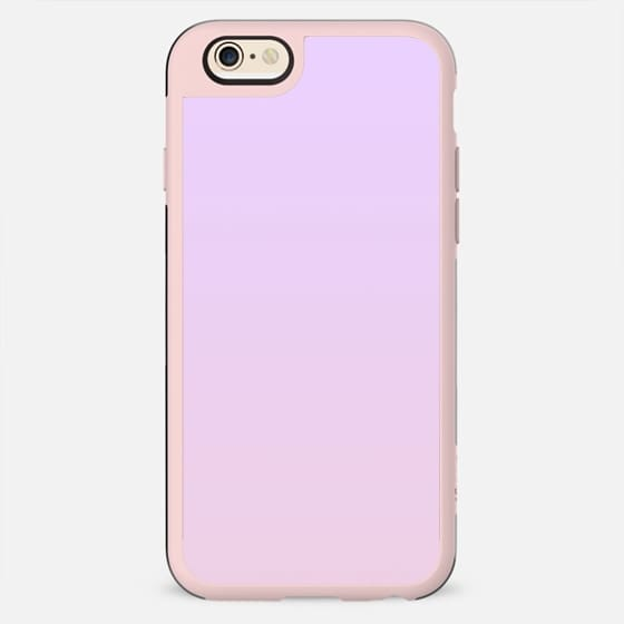 Pastel Dreams (lavender and blush pink gradient) - New Standard Case