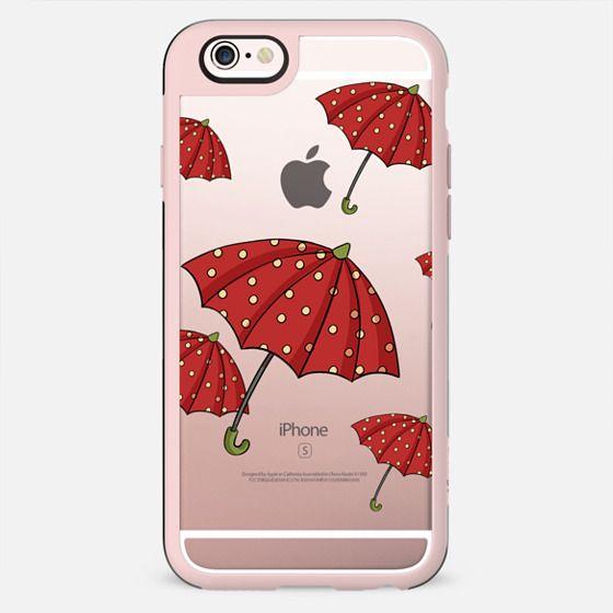 Autumn umbrellas - New Standard Case