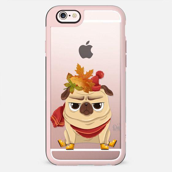 Autumn pug - New Standard Case