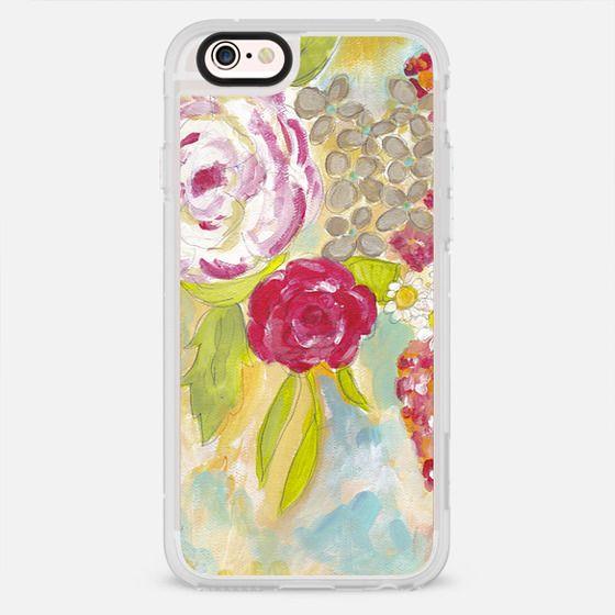 Spring Floral - New Standard Case