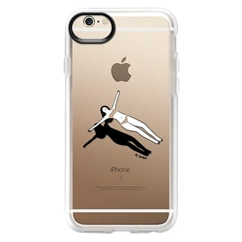 Grip iPhone 6 Case - Swimming Pool