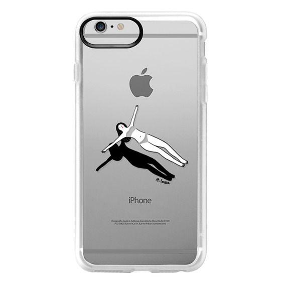 iPhone 6 Plus Cases - Swimming Pool