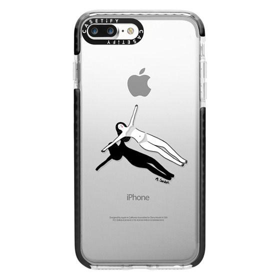 iPhone 7 Plus Cases - Swimming Pool