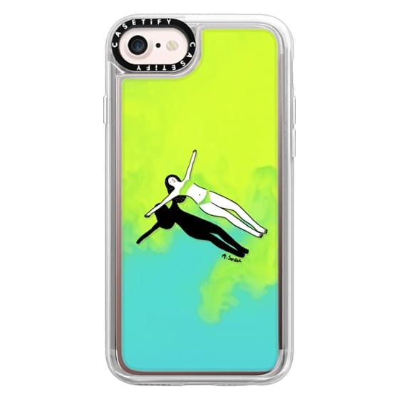 iPhone 7 Cases - Swimming Pool