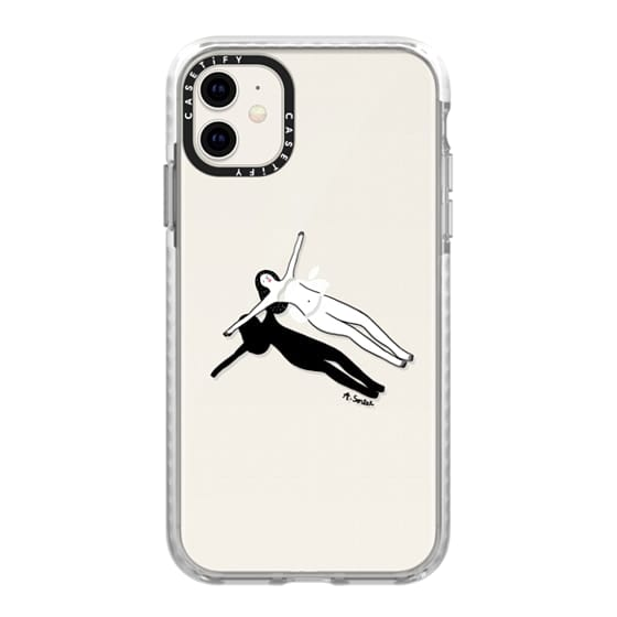 iPhone 11 Cases - Swimming Pool
