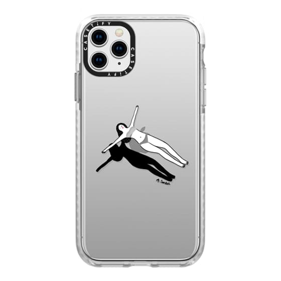 iPhone 11 Pro Max Cases - Swimming Pool