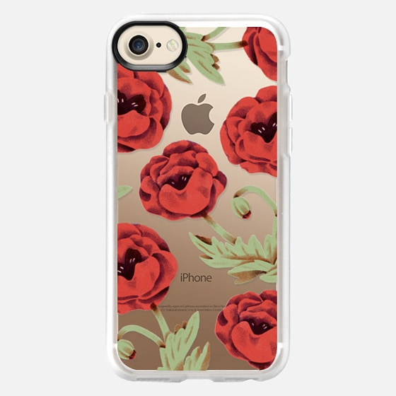 Poppies - Snap Case