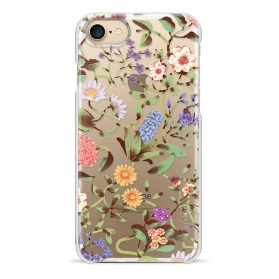 iPhone 7 Cases - Floral Tangles