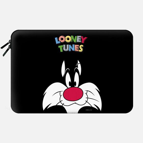 Sylvester The Cat Looney Tunes Macbook Sleeve -