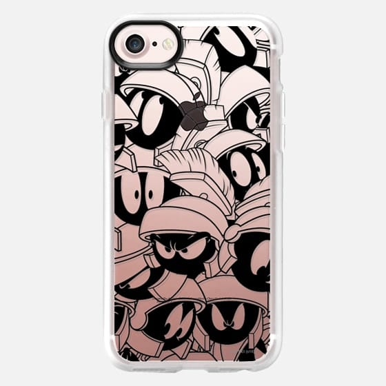 Marvin the Martian Outline - Classic Grip Case