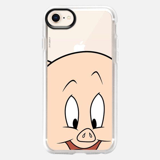 Porky Pig Portrait - Snap Case