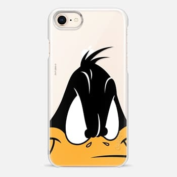 iPhone 8 Case Daffy Duck Portrait
