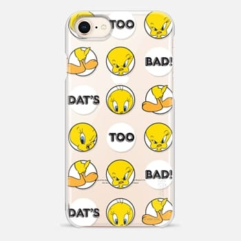 iPhone 8 Case That's Too Bad Tweety Print
