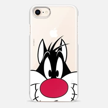 iPhone 8 Case Sylvester Cat Portrait