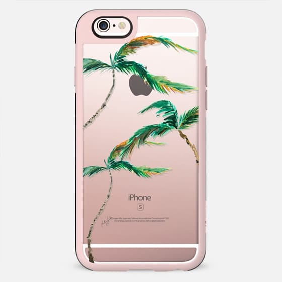 Under the Palms (Clear) - New Standard Case