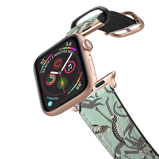 Apple Watch 42mm Bands - monkey mint apple watch band