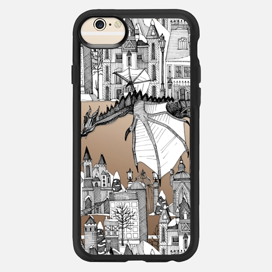 Casetify iPhone 7 Plus/7/6 Plus/6/5/5s/5c Case - Dragon K...