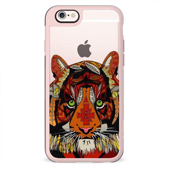 tiger chief transparent