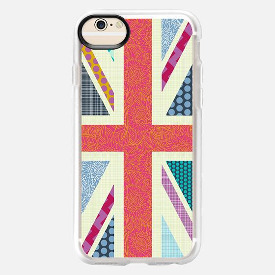 Casetify iPhone 7 Plus/7/6 Plus/6/5/5s/5c Case - United K...