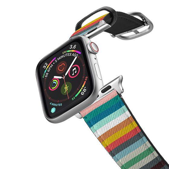 Apple Watch 38mm Bands - llama stripe apple watch band