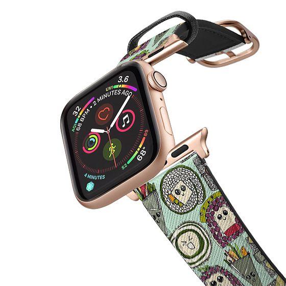 Apple Watch 42mm Bands - veggie sushi mint apple watch band