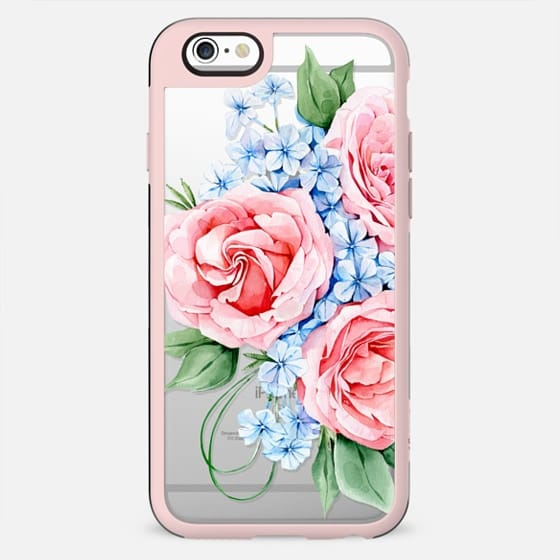 Roses and Jasmine - New Standard Case
