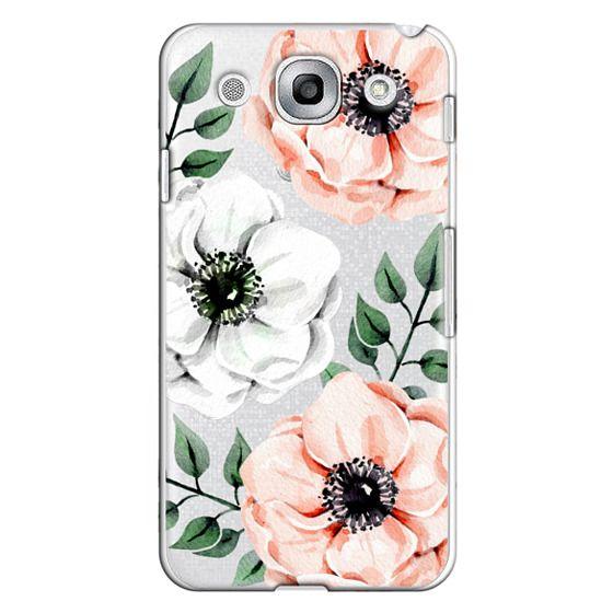 Optimus G Pro Cases - Watercolor anemones