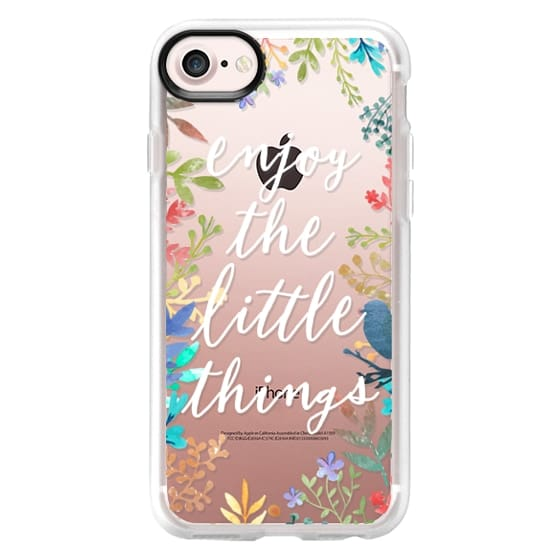 iPhone 7 Cases - Enjoy the little things