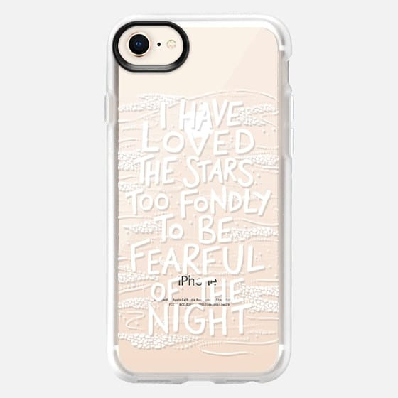 Loved the Stars - Snap Case