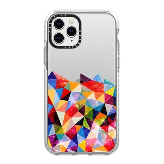 iPhone 11 Pro Cases - Space Shapes