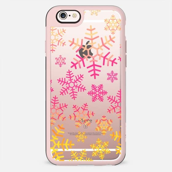 Snowflakes - New Standard Case