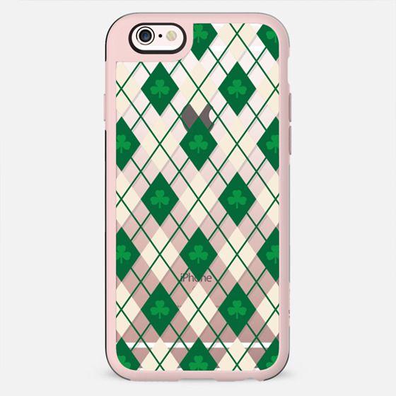 Irish Argyle - New Standard Case