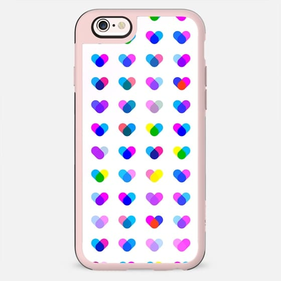 Multi Hearts - New Standard Case