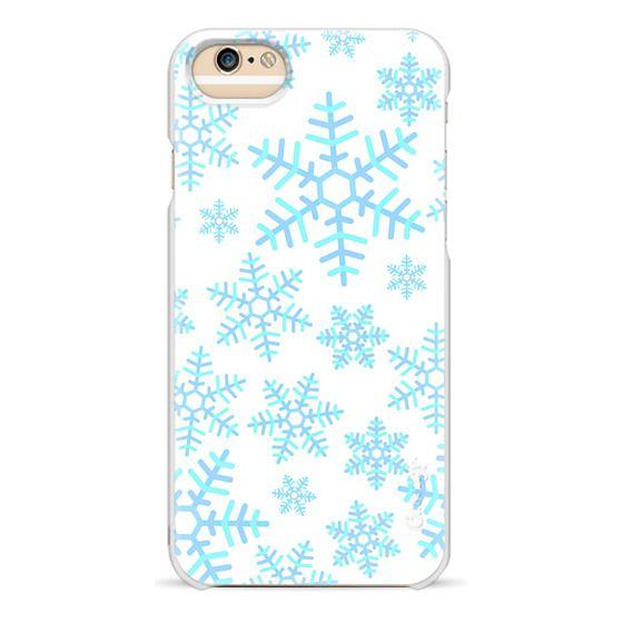 iPhone 6s Cases - Snowflakes