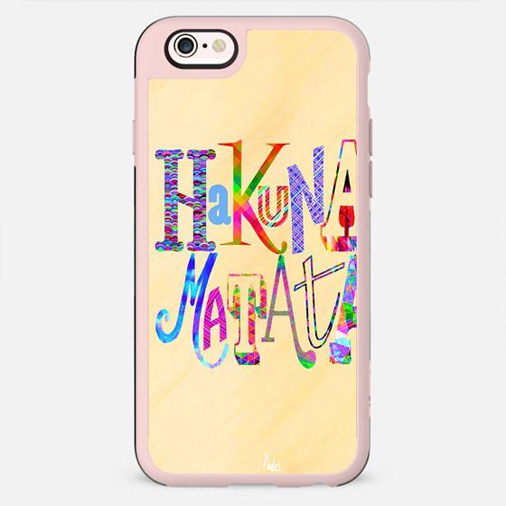 Hakuna Matata - New Standard Case