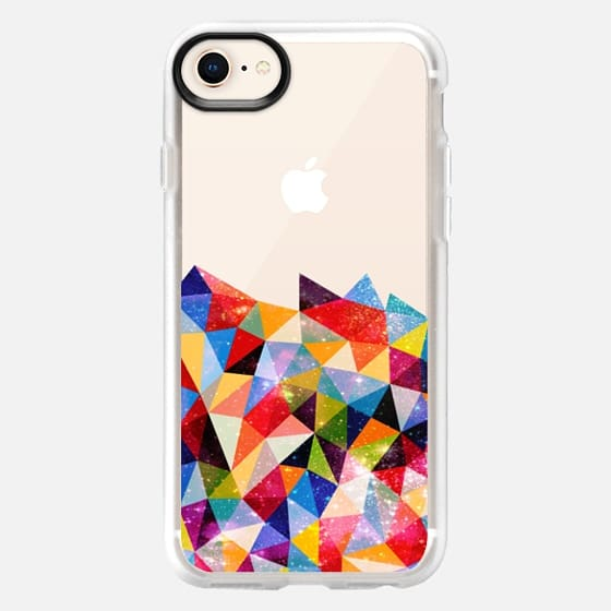 Space Shapes - Snap Case