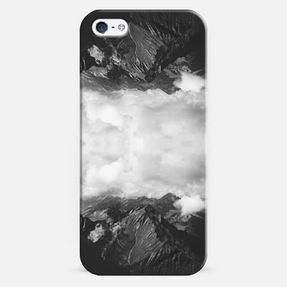 Flipped for iPhone 5 - Classic Snap Case