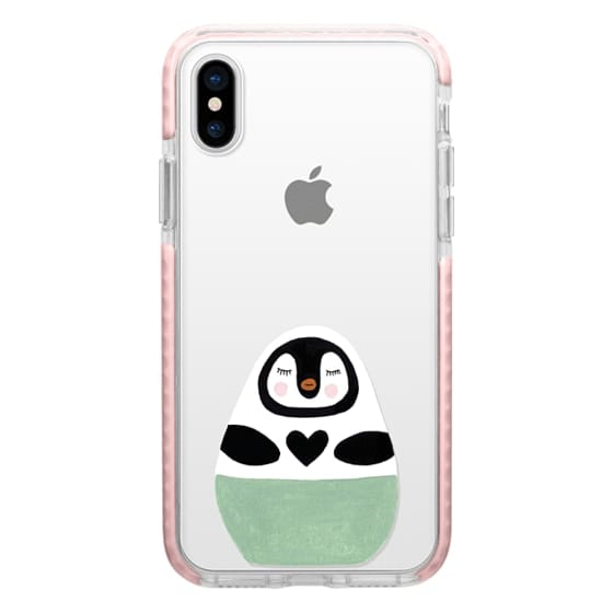 iPhone 7 Plus Cases - Pinguin Love