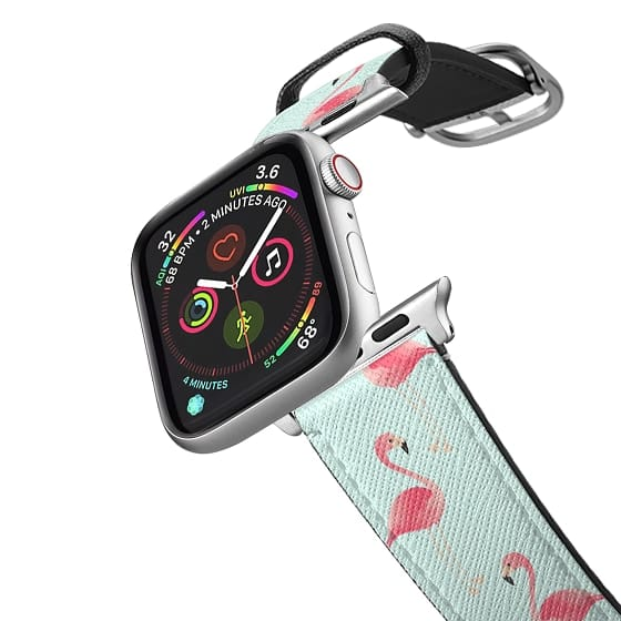Apple Watch 38mm Bands - Flamingos