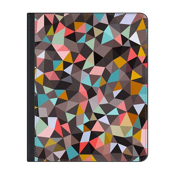 iPad Folio 12 9-inch iPad Pro (2018) Case - Java Tris iPad