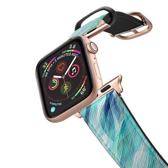 Apple Watch 42mm Bands - Seaweed Gauze