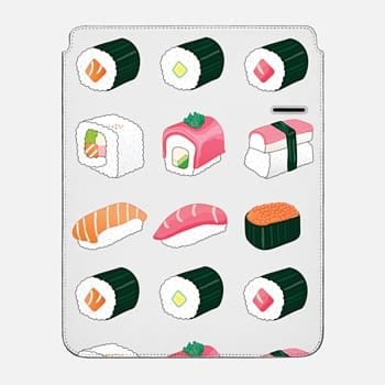"iPad Pro 12.9"" Sleeve Delicious Sushi"