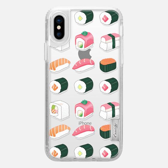 iPhone X Case - Delicious Sushi