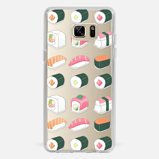 Galaxy Note 7 Case - Delicious Sushi