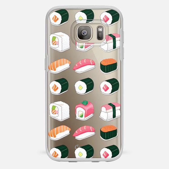 Galaxy S7 Case - Delicious Sushi