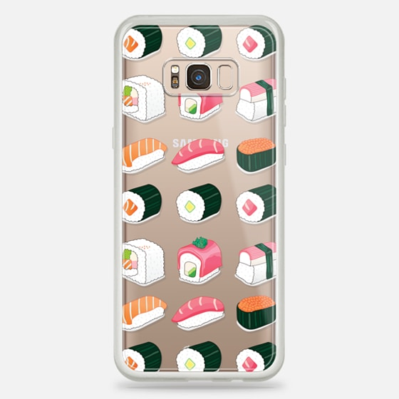 Galaxy S8+ Hülle - Delicious Sushi