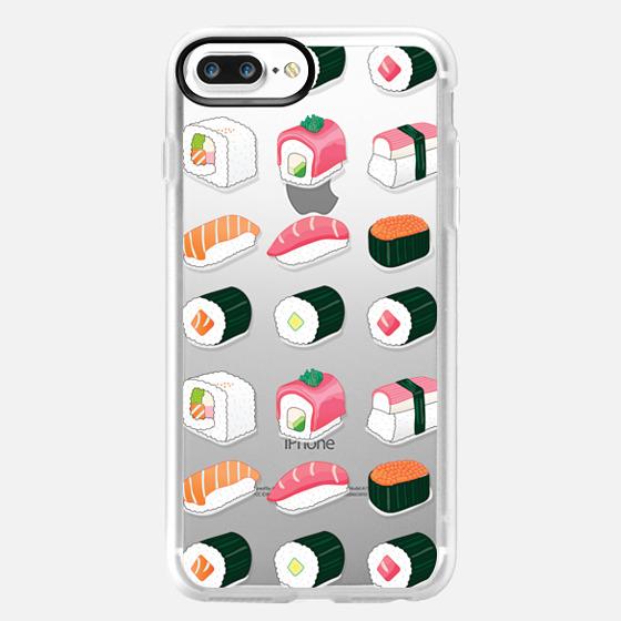 iPhone 7 Plus 保護殼 - Delicious Sushi